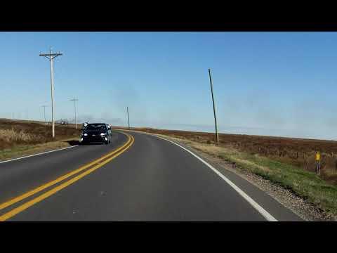 LA 82 (TX 82 to LA 27) eastbound (Part 1/3)
