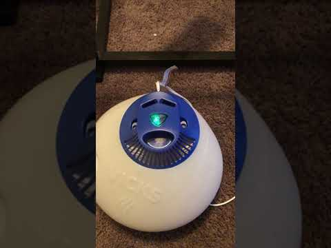 Review Vick's WarmSteam it WORKS!!!
