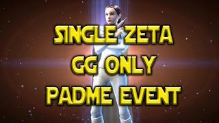 Top 10 Characters to Zeta April 2019! Star Wars Galaxy of Heroes
