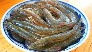 大蝦不要直接炒著吃,加一塊豆腐,出鍋香噴噴,上桌瞬間掃光! 【小穎美食】