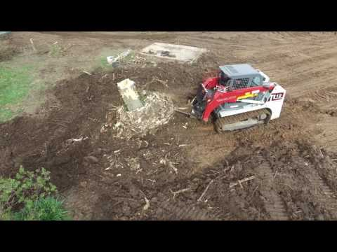 """How We Removed a Huge 28"""" Tree Stump 