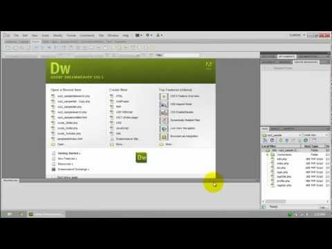 PHP MySQL Search using Dreamweaver CS 5.5