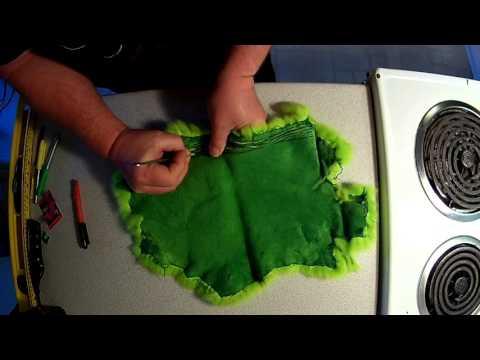 Cutting rabbit strips