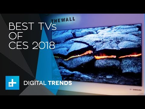 Best TVs of CES 2018