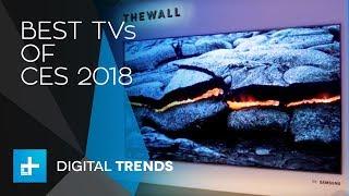 Best TVs of CES 2018