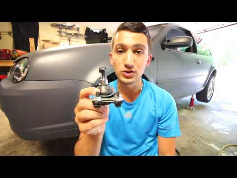 How to Diagnose a Bad Ball Joint