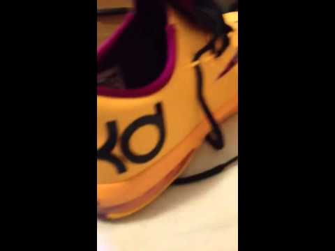 Kevin durant pbj shoe review