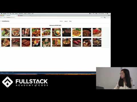 Stackathon Presentation: Instatinerary