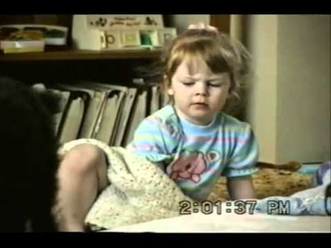 Toddler Argue - baby arguing with her mom