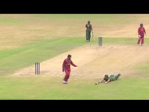 Kenya loses to Qatar in the 4 nations T20 cricket tourney