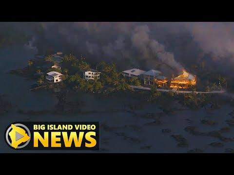Hawaii Volcano Eruption Update - Tuesday at Noon (June 5, 2018)