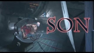 """Outlast Son Bölüm - Final - Ending / Türkçe Oynanış / Walkthrough [HD]  DISCLAIMER: I do NOT own the rights of this video. All the rights belong to Red Barrels. No Copyright Infringement Intended.  Abone olun! ~ http://bit.ly/10178tT Twitter ~ https://twitter.com/fedupsamania Soru ve Sorunlarınız için ~ fedupsamania@hotmail.com Facebook: ~ http://on.fb.me/YVWnO8  Outlast Plot:   In the remote mountains of Colorado, horrors wait inside Mount Massive Asylum. A long-abandoned home for the mentally ill, recently re-opened by the """"research and charity"""" branch of the transnational Murkoff Corporation, has been operating in strict secrecy... until now.  Acting on a tip from an inside source, independent journalist Miles Upshur breaks into the facility, and what he discovers walks a terrifying line being science and religion, nature and something else entirely. Once inside, his only hope of escape lies with the terrible truth at the heart of Mount Massive.  Outlast sistem gereksinimleri   Minimum OS: Windows XP / Vista / 7 / 8 - 64 bits * Processor: 2.2 GHz Dual Core CPU Memory: 2 GB RAM Graphics: 512 MB NVIDIA GeForce 9800GTX / ATI Radeon HD 3xxx series DirectX: Version 9.0c Network: Broadband Internet connection Hard Drive: 5 GB available space Sound Card: DirectX Compatible Additional Notes: * 32 bits systems are not officially supported, but should work if configured to provide 3Gb of user-mode address space. See http://msdn.microsoft.com/en-us/windows/bb613473 Recommended OS: Windows Vista / 7 / 8 - 64 bits Processor: 2.8 GHz Quad Core CPU Memory: 3 GB RAM Graphics: 1GB NVIDIA GTX 460 / ATI Radeon HD 6850 or better DirectX: Version 9.0c Network: Broadband Internet connection Hard Drive: 5 GB available space Sound Card: DirectX Compatible  Outlast Oyna Outlast Oynuyoruz Outlast bölüm 1 Outlast türkçe oynanış Outlast indir"""