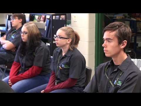 JMG Students Learn About Skills Local Employers are Looking For
