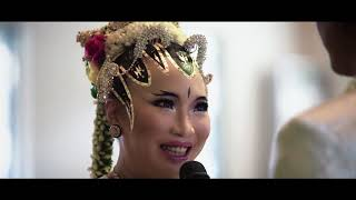 ajeng - Dito wedding clip #wanirabiYK