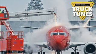 Aircraft Deicer for Children | Kids Truck Video - Deicer