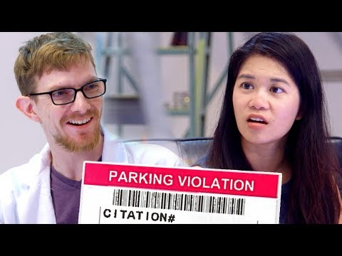 The Parking Ticket Experiment   The Science of Empathy