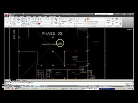 Autocad - How to Square Meter  (Mechanical Design)