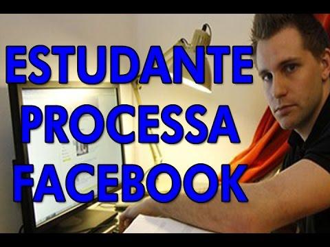 O Estudante que processou o Facebook