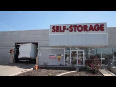 All Canadian Self-Storage - Toronto Container & Mobile Storage Units
