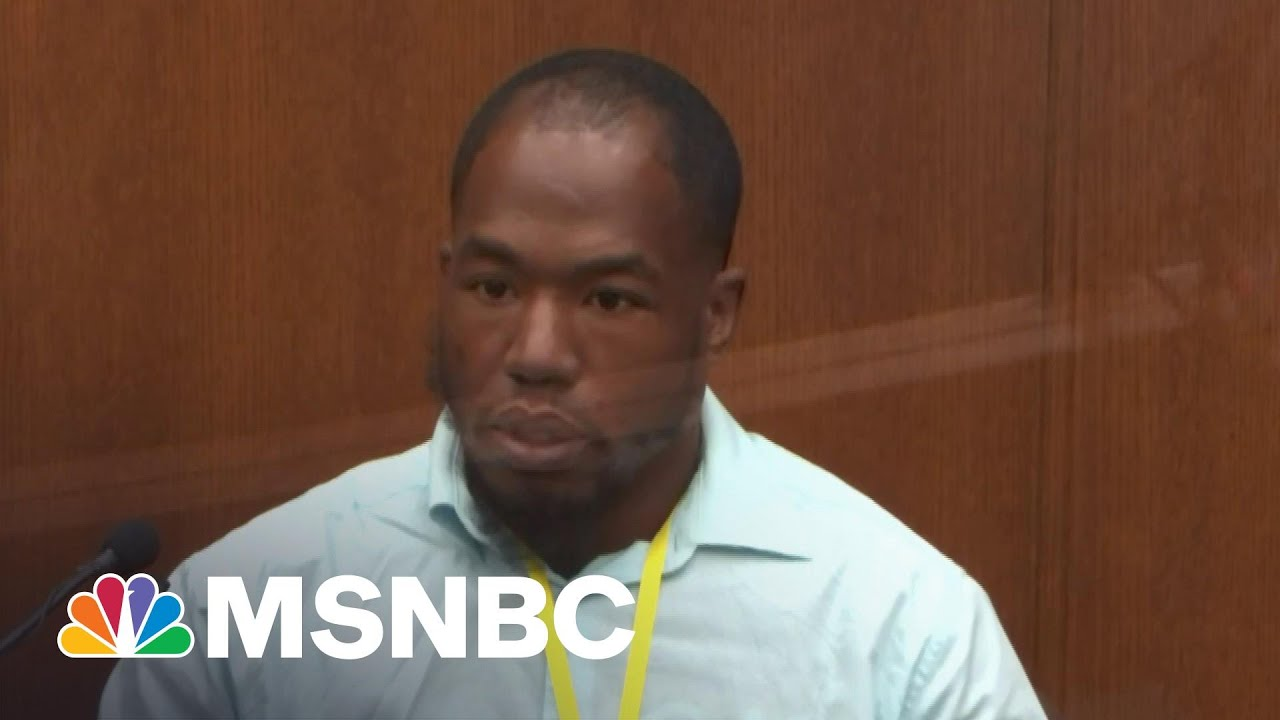 Eyewitness Explains Why He 'Called The Police On The Police'   MSNBC