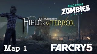 Far Cry 5 | Dead Living Zombies DLC | Map 1 Fields of Terror