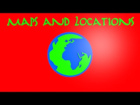 Find Your Address Location with GPS HTML JavaScript and Google Maps API Linux Programming Tutorial