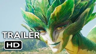 A Wrinkle in Time Official Trailer #2 (2018) Oprah Winfrey, Chris Pine Fantasy Movie HD