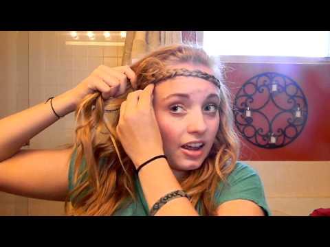 Hippie Headband and Normal braided headband