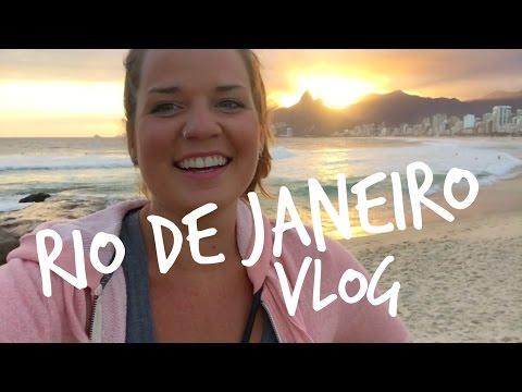 Rio de Janeiro Vlog || arriving, first week, friends