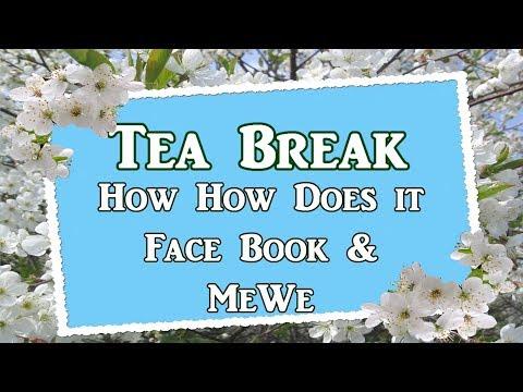 Tea Break April 13th 2018