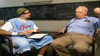 Ali G talks to a physics proffesor