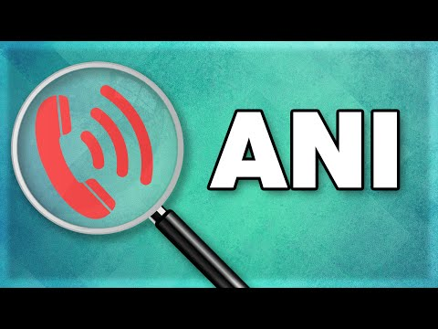 ANI Explained: A Super Caller-ID