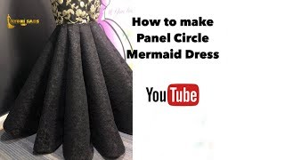 dd1980fdf9 ᐅ Descargar MP3 de How To Cut And Sew Panel Circle Dress Skirt Ball ...