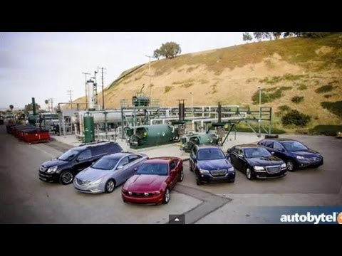 Natural Gas Vehicles Video & CNG Car Conversion Overview w/ The CARLAB