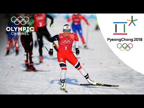 Sofia Goggia & Marit Bjoergen write history | Highlights Day 12 | Winter Olympics 2018 | PyeongChang