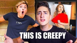 This Dude Could Be In Your House Right Now (Morgz Reaction)