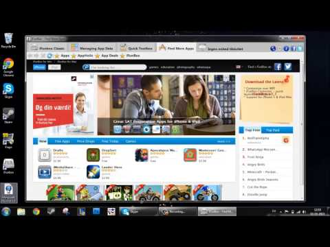 How to install games from you PC to your iPad, iPhone, iPod Needed CYDIA[2013]
