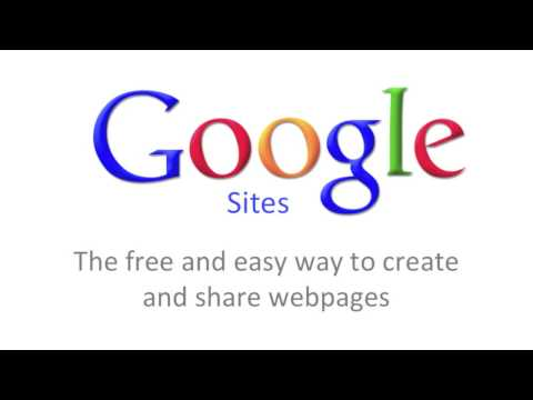 The NEW Google Sites - 2018 Tutorial. How to make free responsive websites using Google Sites.