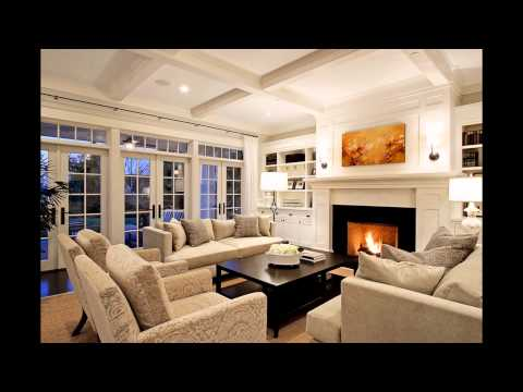Family Rooms With Fireplaces TV Stone Corner Brick Decorating Ideas Layout Design