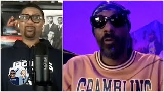 Snoop Dogg says Orlando is the 'trip to bring home that chip' for the Lakers | Jalen & Jacoby