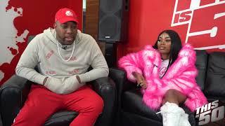 Asian Doll on Nicki Minaj Co-Sign , Tour W Bhad Bhabie & Speaks on Cuban Doll Relationship W Pvnch
