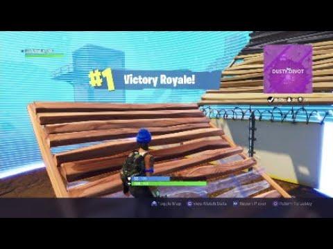 My Best Fortnite Win Yet...