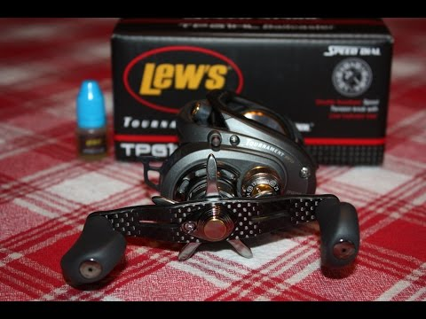 Lew's Tournament Pro G [HD Unboxing]