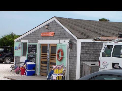 Nantucket Millies Restaurant Madaket Massachusetts