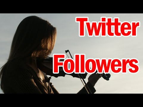 Get Twitter Followers (2014 Tutorial To Get More Followers On Twitter)
