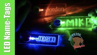 LED flashing badge - PakVim net HD Vdieos Portal