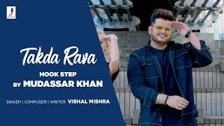 Takda Rava Hook Step - Mudassar Khan | Vishal Mishra