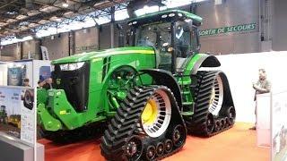 Sima 2015, Feria de maquinaria agrícola. Francia