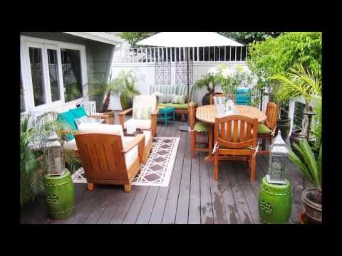 36 Patio Decorating Ideas on a Budget