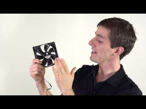 Choosing & Installing PC Cooling Fans As Fast As Possible